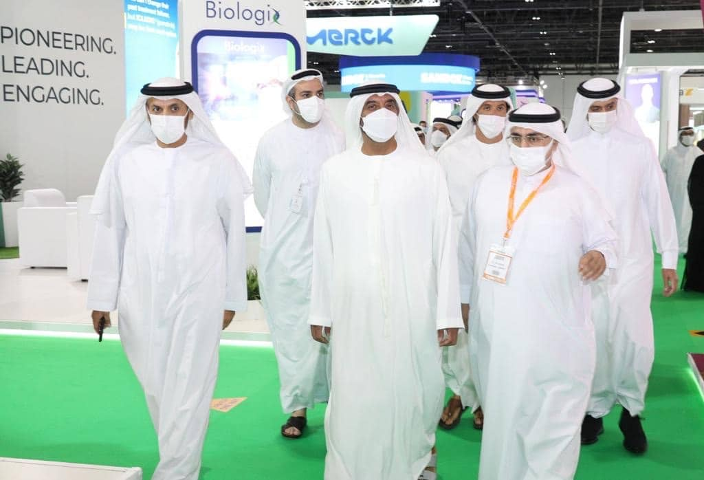 H.H. Sheikh Ahmed Bin Saeed Al Maktoum Officially Inaugurates the 26th Edition of DUPHAT