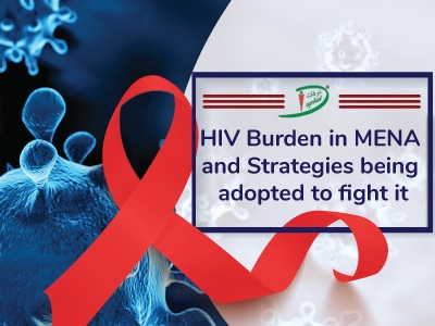 HIV Burden in MENA and Strategies being adopted to fight it